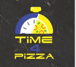 Time 4 Pizza logo
