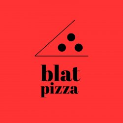 Blat Pizza logo