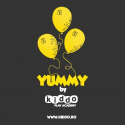 Yummy by Kiddo Baneasa logo