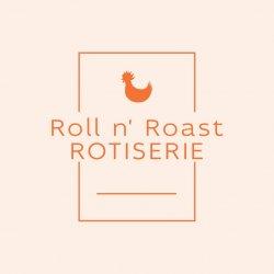 Roll`N Roast Rotiserie logo
