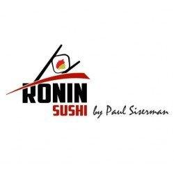 Ronin Sushi delivery logo