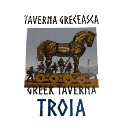 Taverna Greceasca Troia  logo