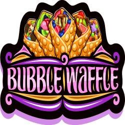 Bubble Waffle-Targu Jiu logo
