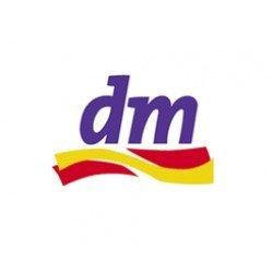 dm drogerie markt Bucuresti logo