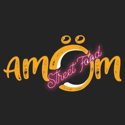 AMOM Street Food logo