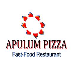 Apulum Pizza logo