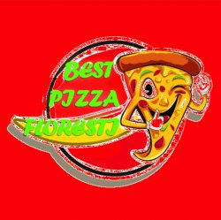Best Pizza Floresti logo