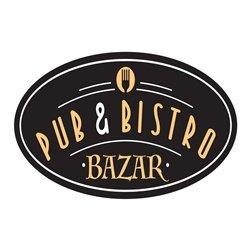 Bazar Pub & Bistro. logo