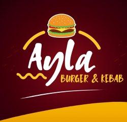 Ayla Burger & Kebab logo