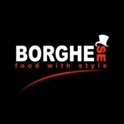Trattoria Borghese logo