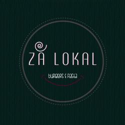 Ză Lokal logo