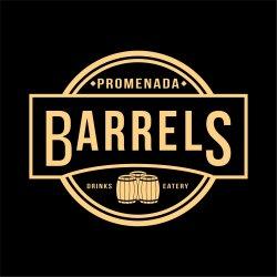 Barrels Promenada logo
