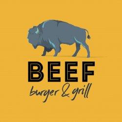 Beef Burger logo