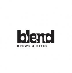Blend.Brew & Bites logo