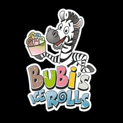 Bubi`s Ice Rolls logo