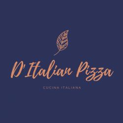 D`Italian Pizza - Galati logo