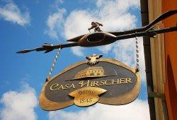 Casa Hirscher logo
