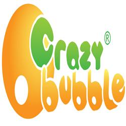Crazy Bubble logo