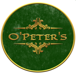 O`Peter`s Irish Pub & Grill logo