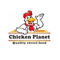 Chicken Planet logo