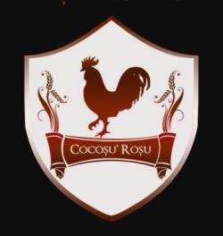 Restaurant Cocosu Rosu logo
