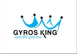 Gyros King Balcescu logo