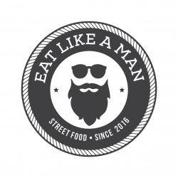 Eat like a Man Timisoara logo