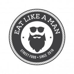 Eat Like a Man logo