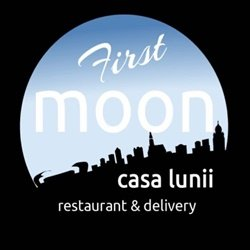 First Moon Delivery logo