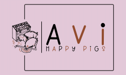 Happy Pigs Avi logo