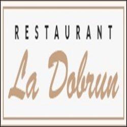 "Restaurant ""La Dobrun"" logo"