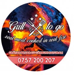Grill To Go  logo