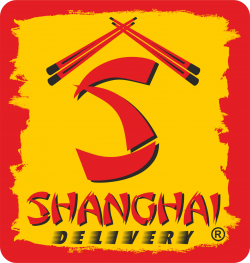 Shanghai delivery logo