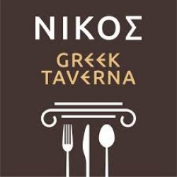Nikos Greek Taverna Burebista logo