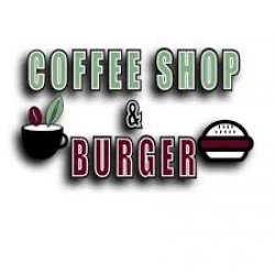 Coffee Shop & Burger logo