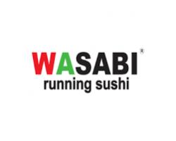 Wasabi Sushi Delivery Iulius Mall logo