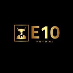 E10 Burgers logo
