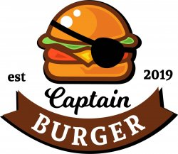 Captain Burger logo