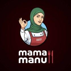 Mama Manu Rotiserie logo