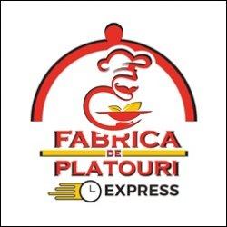 Fabrica de platouri - Express logo