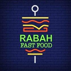 Rabah fast food logo