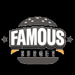 Famous Burger Rezervelor logo