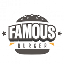 Famous Burger Buzesti logo
