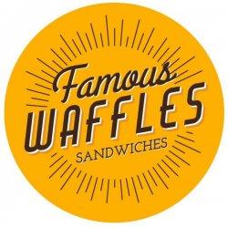 Famous Waffles logo