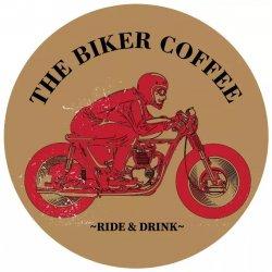 The Biker Coffee logo