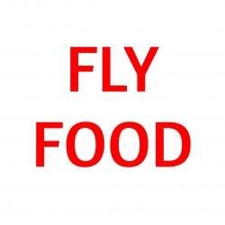 Fly Food logo