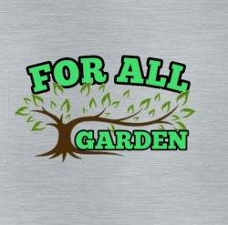 For All Garden logo