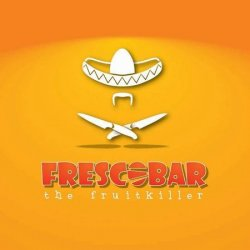 Frescobar the fruitkiller logo