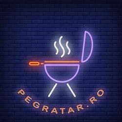 PeGratar.ro logo