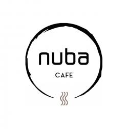 Nuba Cafe logo